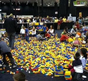 Lego Duplo Pile
