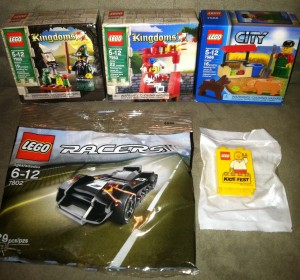 Lego Take Home