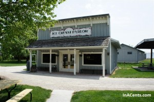 120513 Sauder Village Ice Cream Parlor