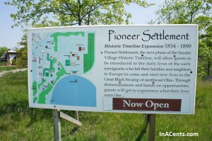 120513 Sauder Village Pioneer Settlement