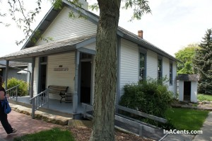 120513 Sauder Village School House