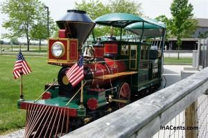 120513 Sauder Village Train