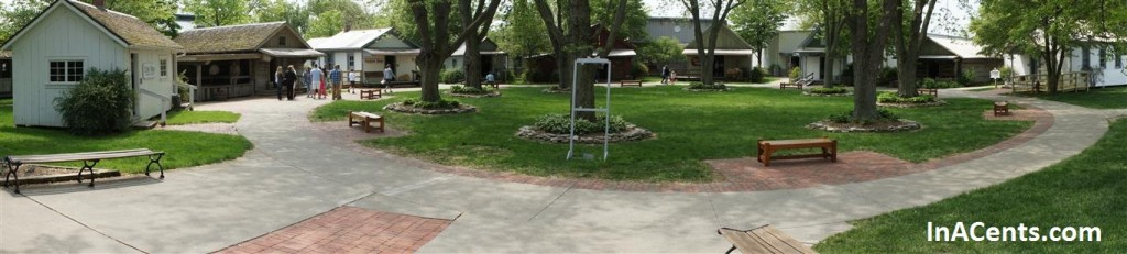 120514 Sauder's Village Panoramic