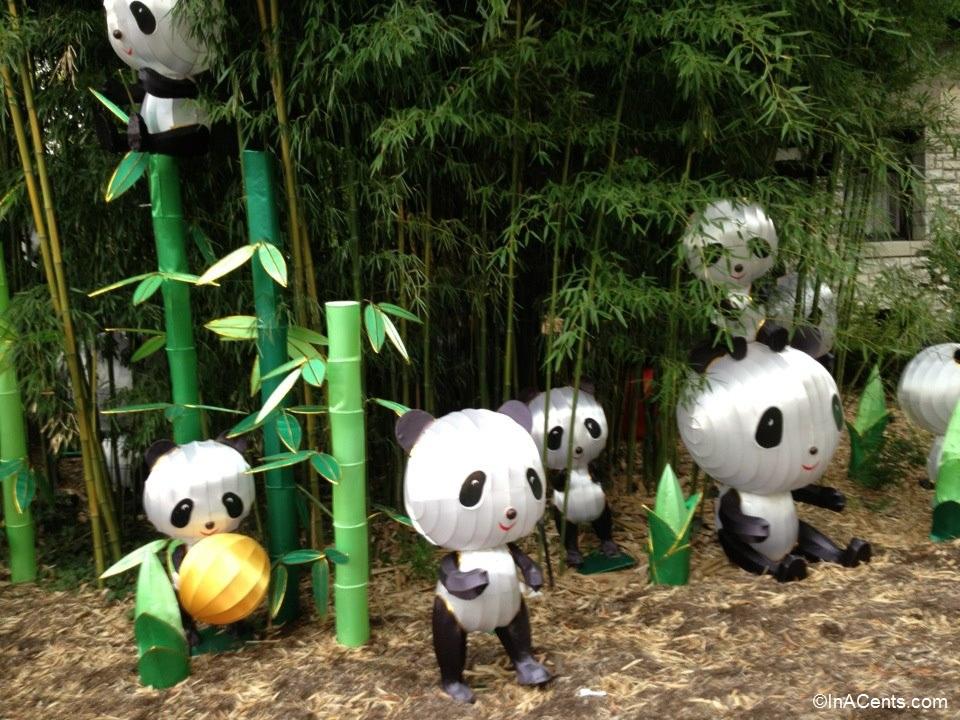 04a-Missouri Botanical Gardens Japanese Lanterns Panda's Paradise