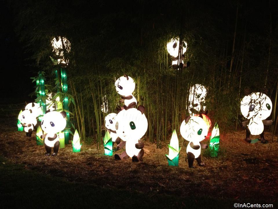 04b-Missouri Botanical Gardens Japanese Lanterns Panda's Paradise
