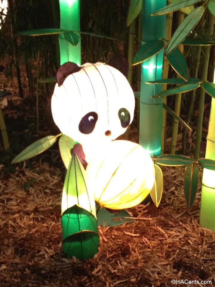 04c-Missouri Botanical Gardens Japanese Lanterns Panda's Paradise