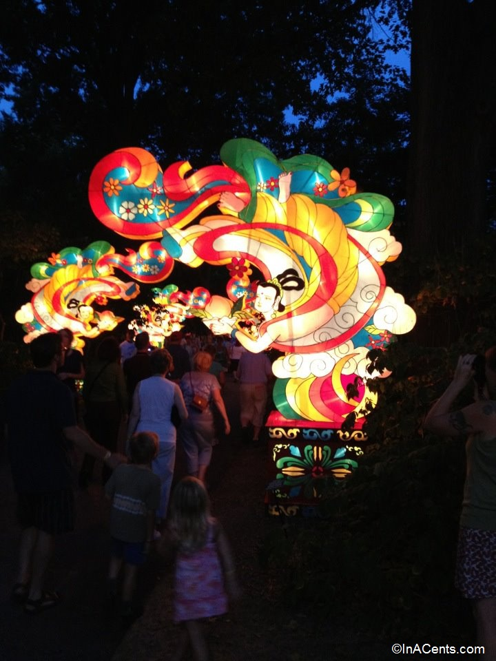 13-Missouri Botanical Gardens Japanese Lanterns The Flying Apsaras