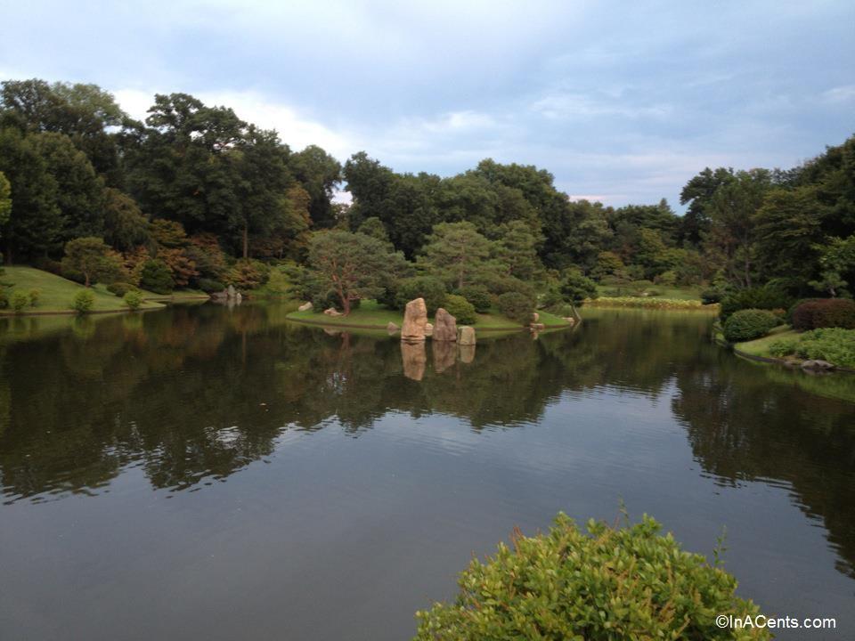 Missouri Botanical Gardens Japanese Gardens