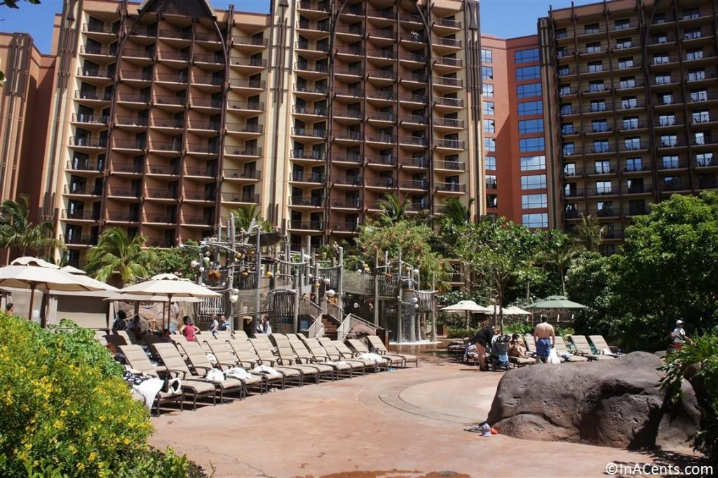 120625 Disney's Aulani Kids Playground