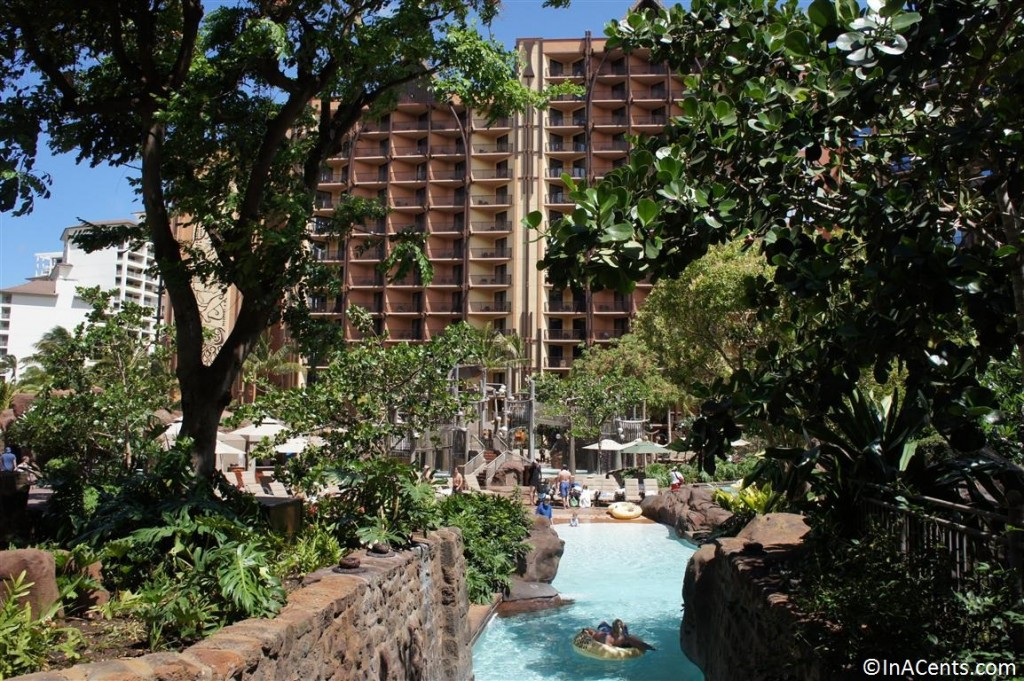 120625 Disney's Aulani Lazy River 2