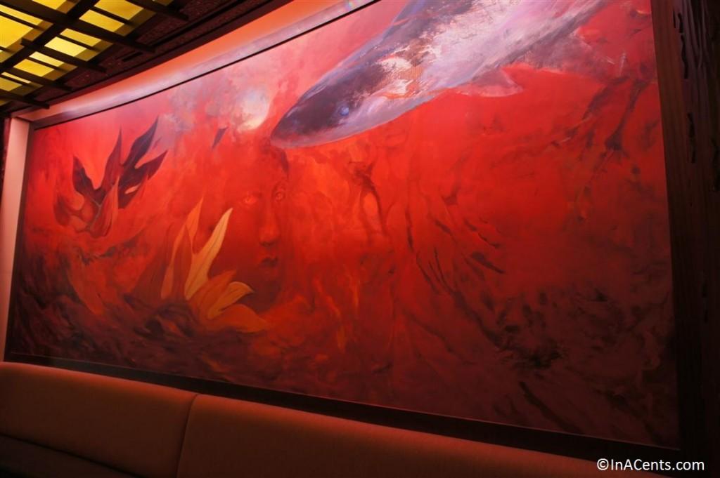120625 Disney's Aulani Makahiki Mural