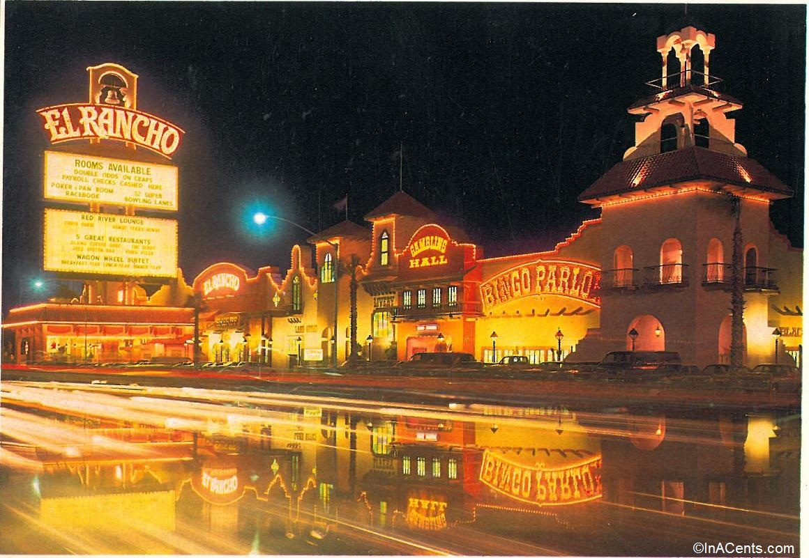 El rancho casino las vegas states gambling is illegal
