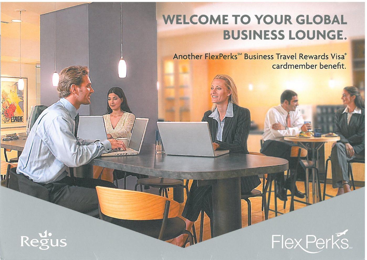 US Bank Flexperks Business Card Offers Lounge Access via