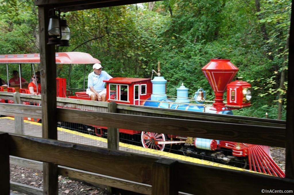 120902 Columbus Zoo Train