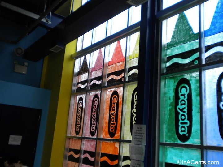 Crayola Factory Discounts