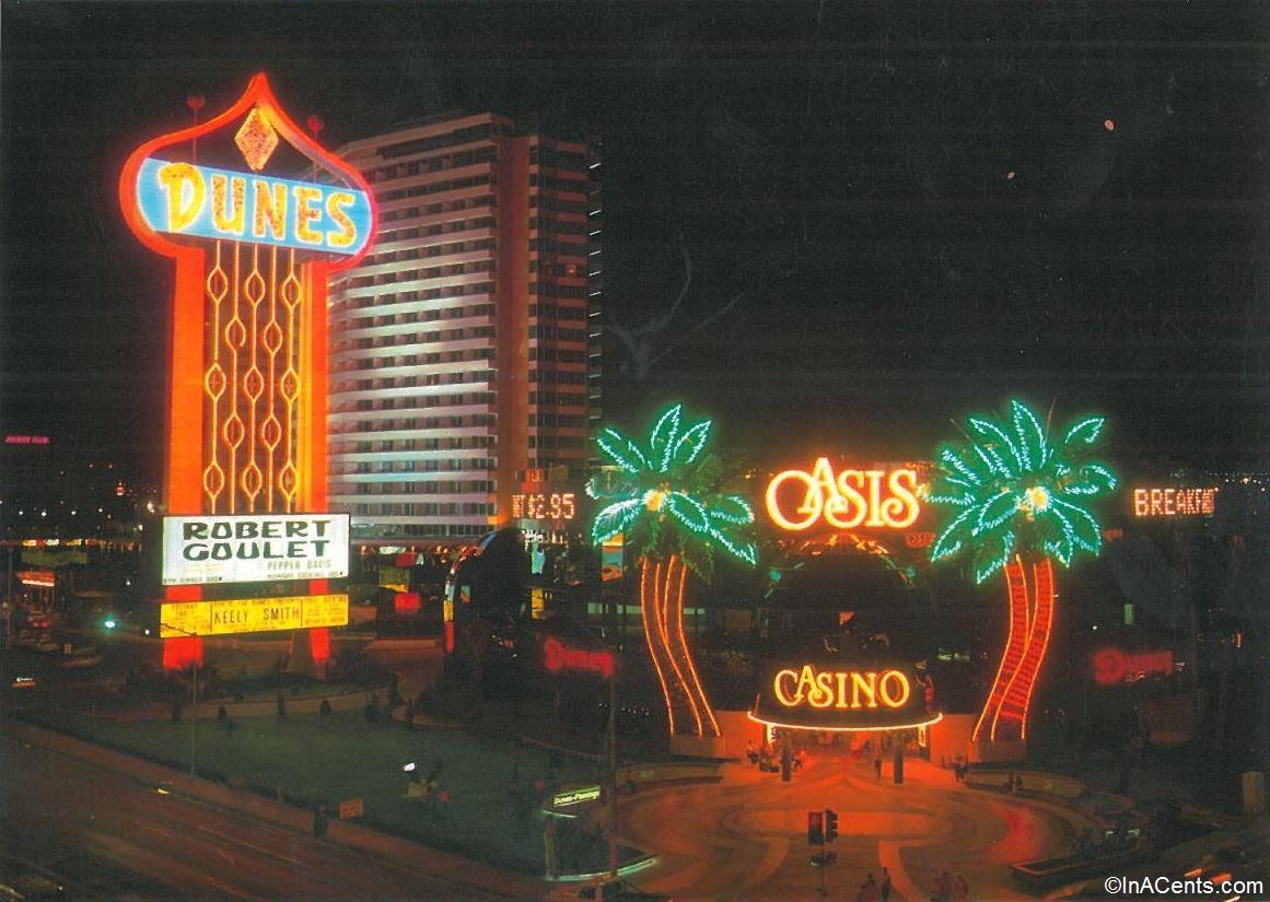 Oasis hotel and casino nevada casino collection