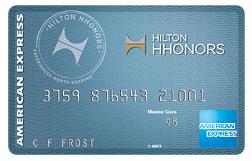 AMEX Hilton HHonors Card