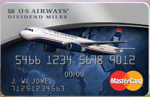 US Airways Preferred MasterCard