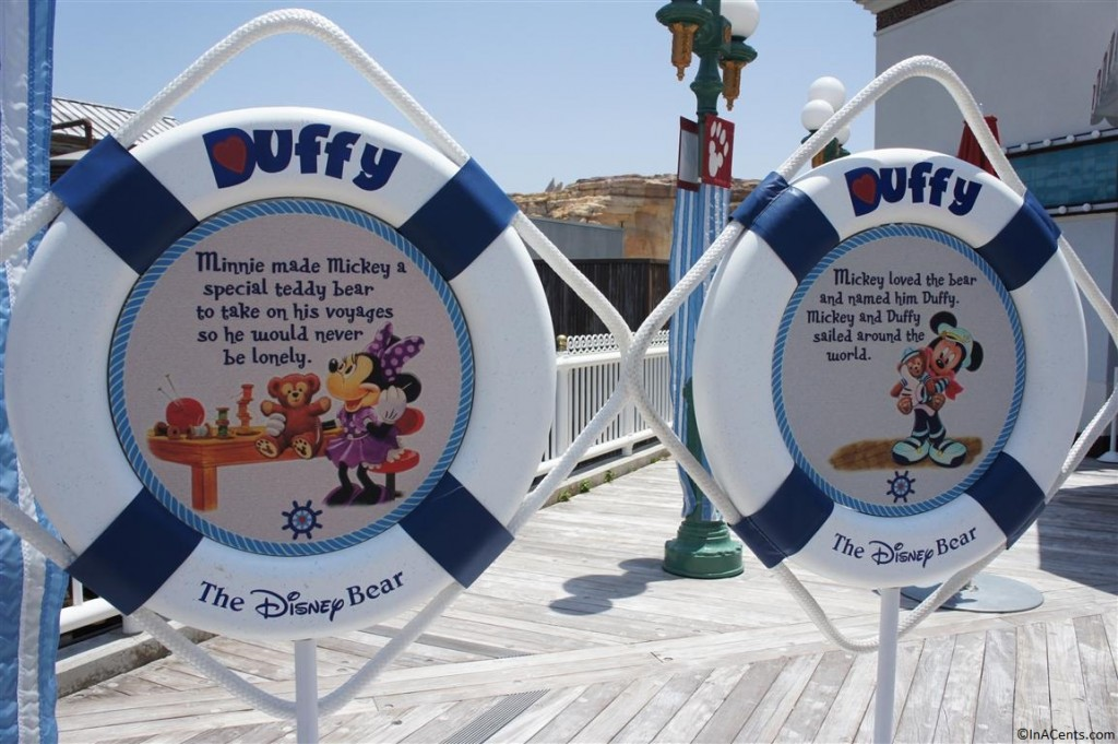 120611 Disney's California Adventure Duffy Bear (1)