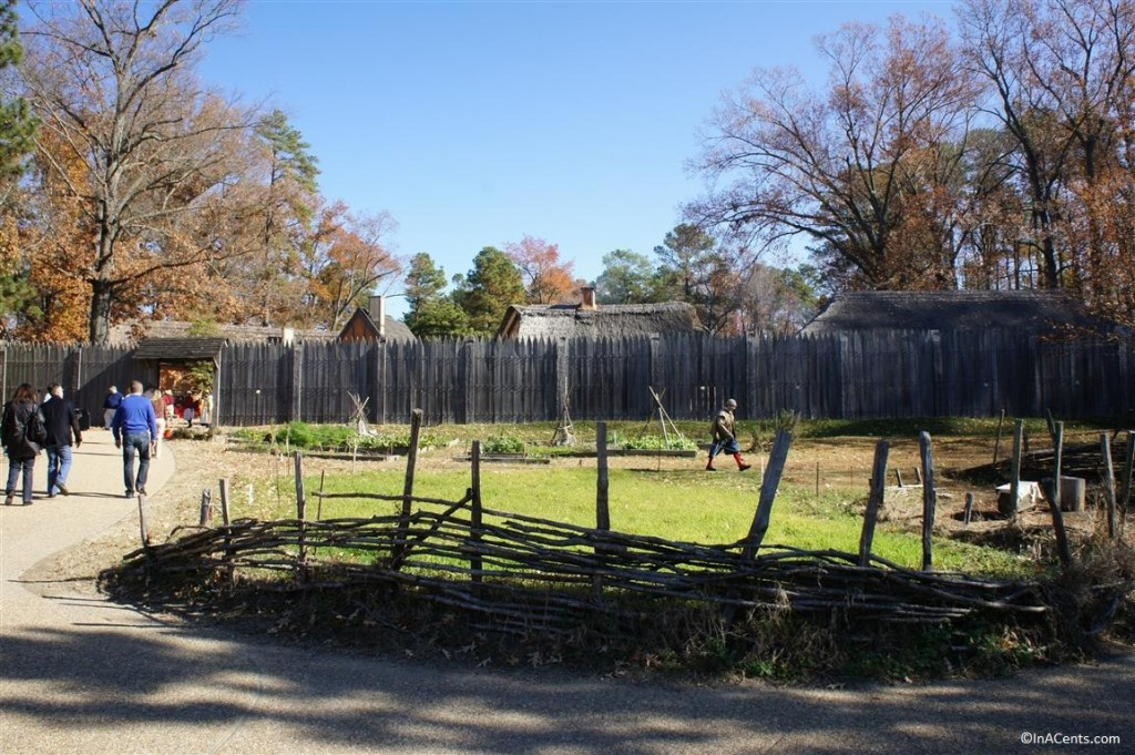 121123 Jamestown Settlement Fort
