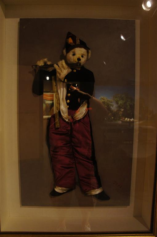 120624 Teddy Bear World Hawaii- Painting Recreation 3