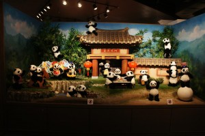 120624 Teddy Bear World Hawaii- Pandas of China