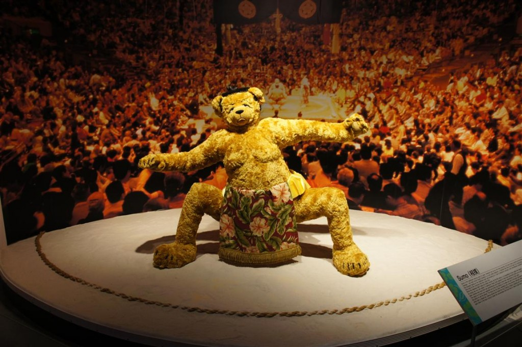 120624 Teddy Bear World- Sumo Wrestler