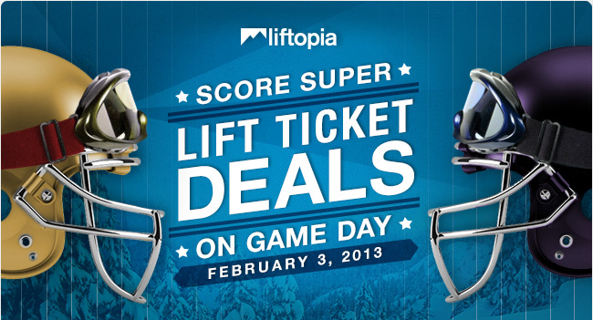 Liftopia SUPERBOWL
