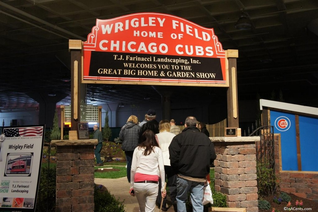 130202 Cleveland Home and Garden Show (16) Wrigley Field Garden