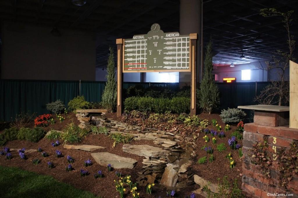 130202 Cleveland Home and Garden Show (18) Wrigley Field Garden