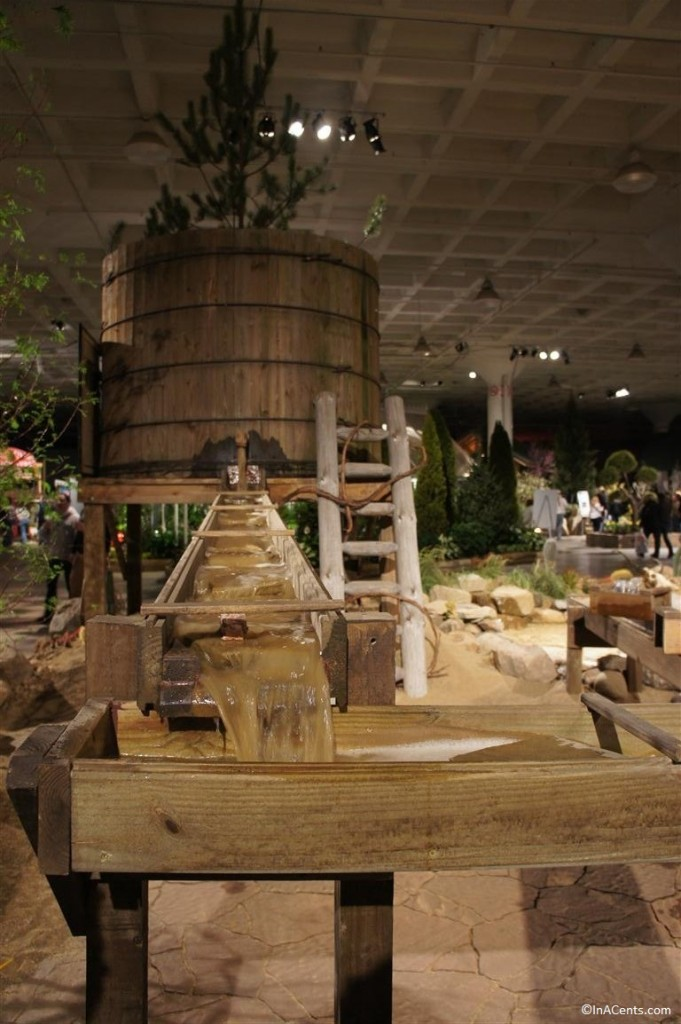 130202 Cleveland Home and Garden Show (20) Watertower Succulent Garden