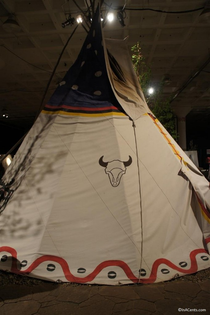 130202 Cleveland Home and Garden Show (22) Teepee