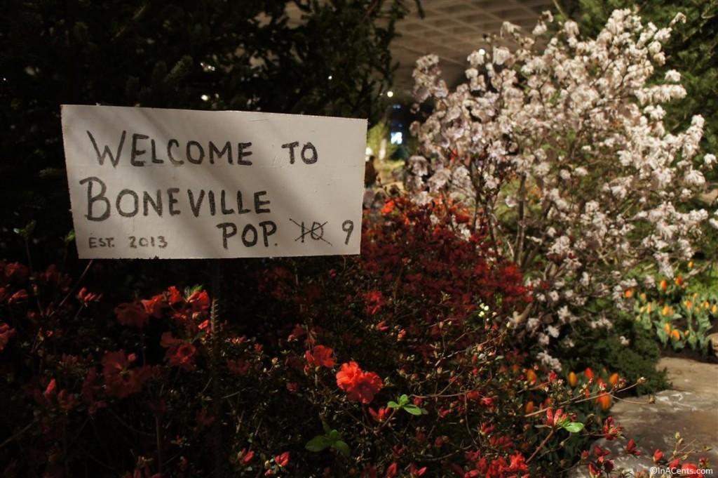 130202 Cleveland Home and Garden Show (4)  Cedar Point Boneville Garden