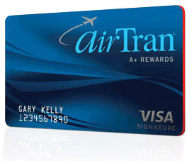 AirTran Credit Card