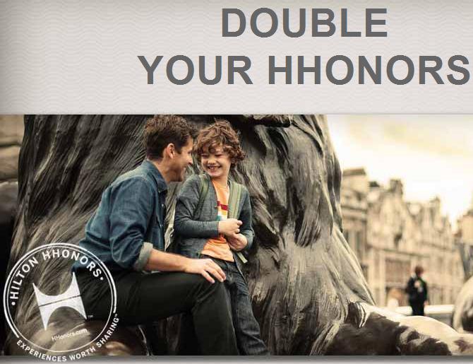 Hilton Double HHonors