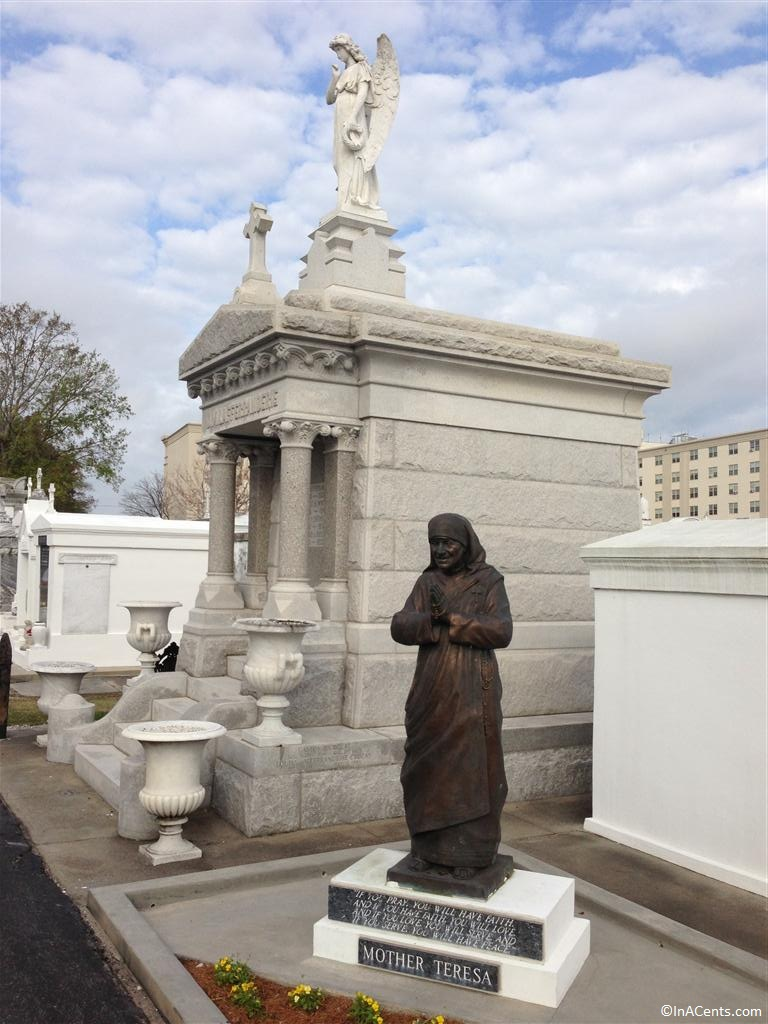 New Orleans- St Louis No 1 Cemetery (1)