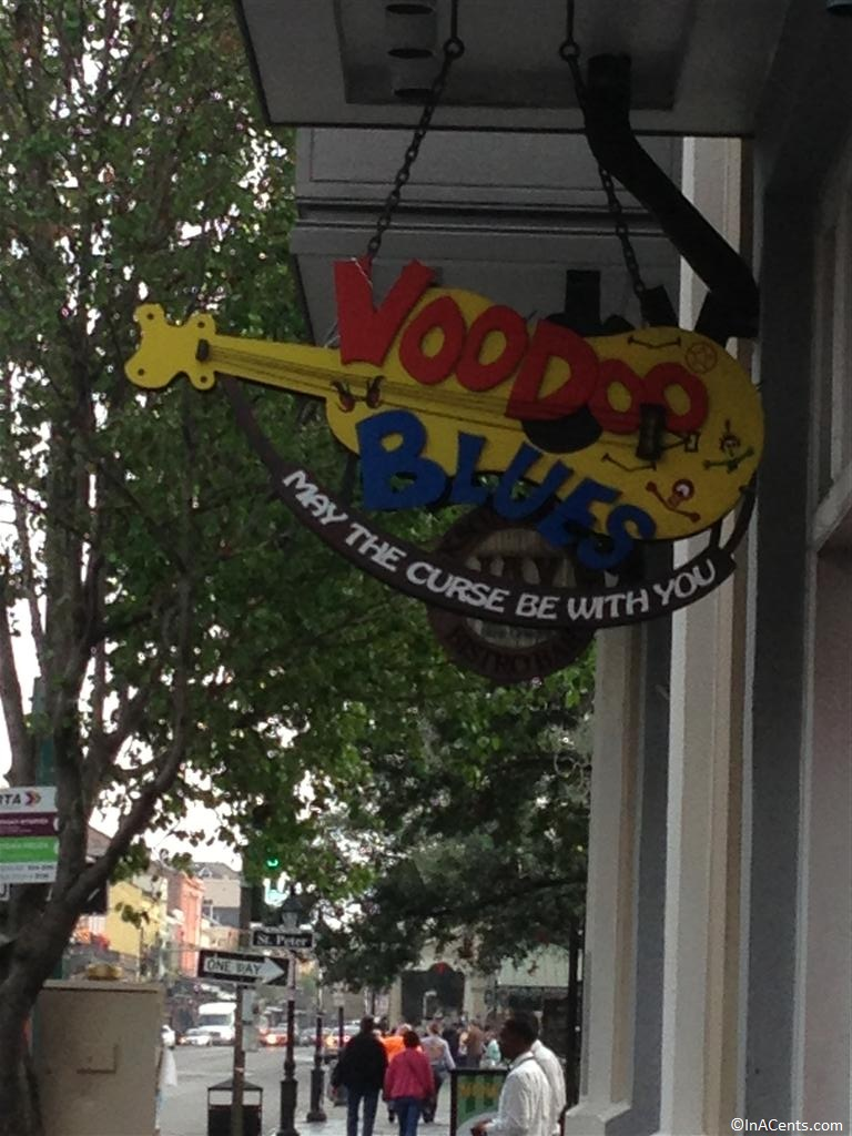New Orleans- Voodoo Shop