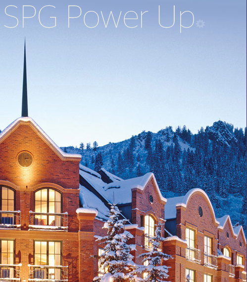 SPG Power Up Promotion