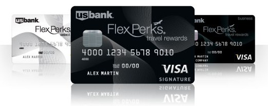 US Bank FlexPerks Cards