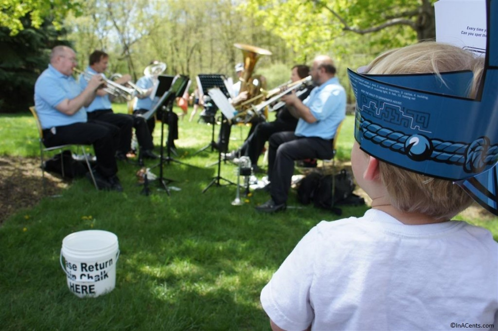 130505 Railroads in the Park (Kirtland, OH) Band