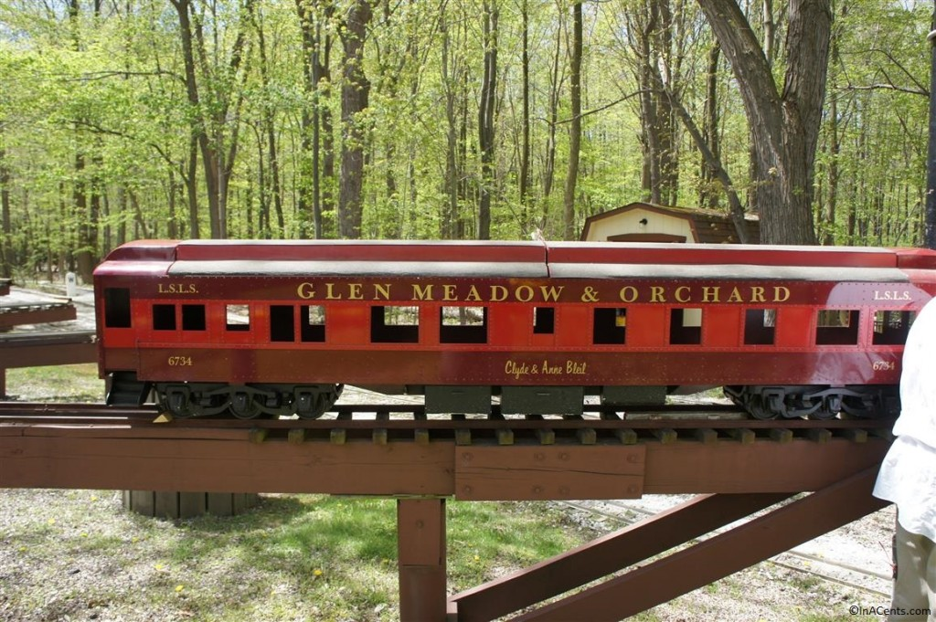 130505 Railroads in the Park (Kirtland, OH) Passenger Car