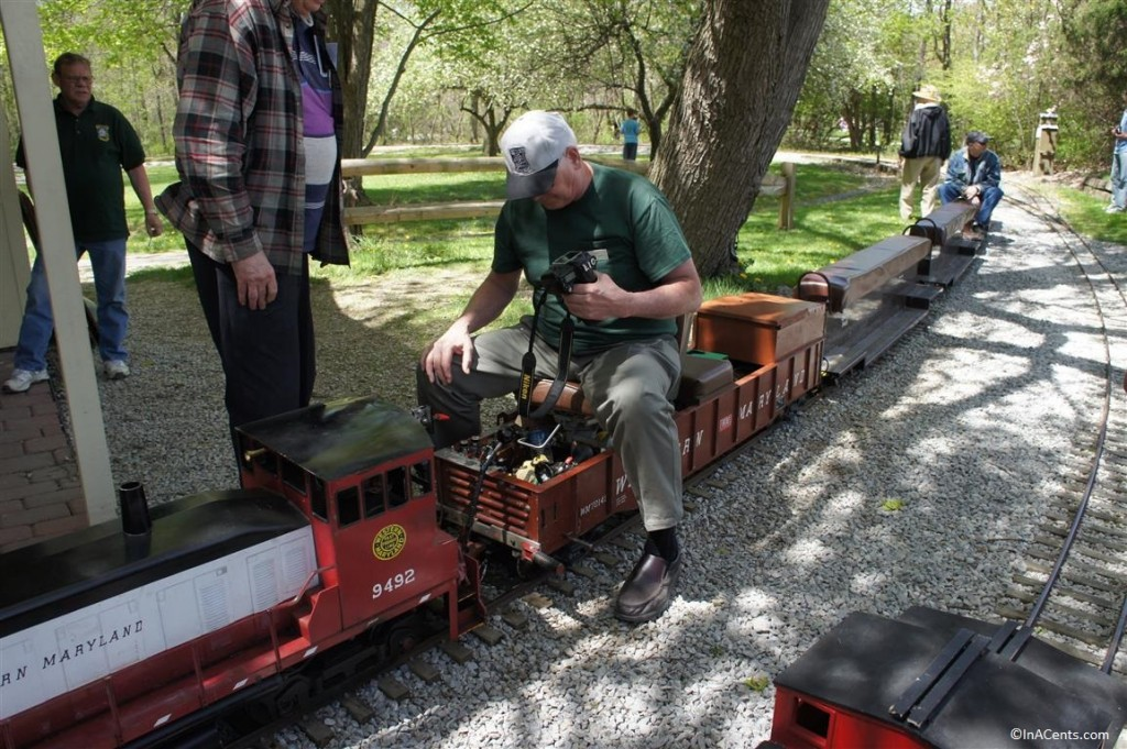 130505 Railroads in the Park (Kirtland, OH) Trains