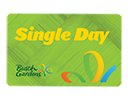 Busch Gardens Single Day Ticket