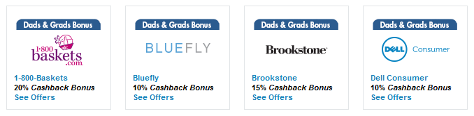 Discover Dads and Grads Offers 1