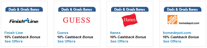 Discover Dads and Grads Offers 2