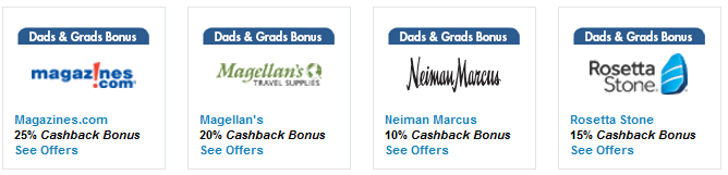 Discover Dads and Grads Offers 4