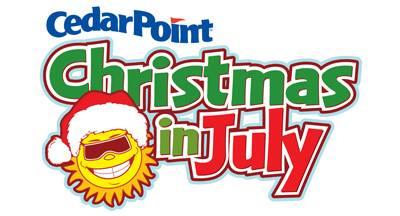Cedar Points Christmas in July