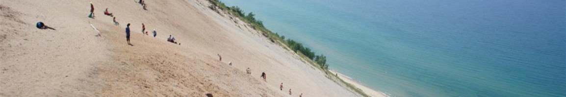 How Long Will the Sleepy Bear Dunes Be Preserved?