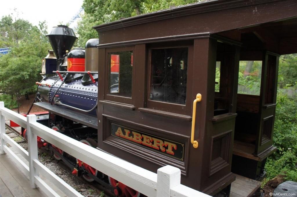 130802 CP & LE Albert Train (1)