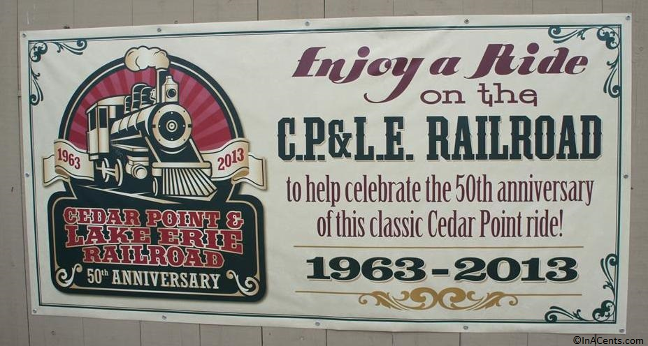 130802 Cedar Point & LE Railroad 50th Anniversary